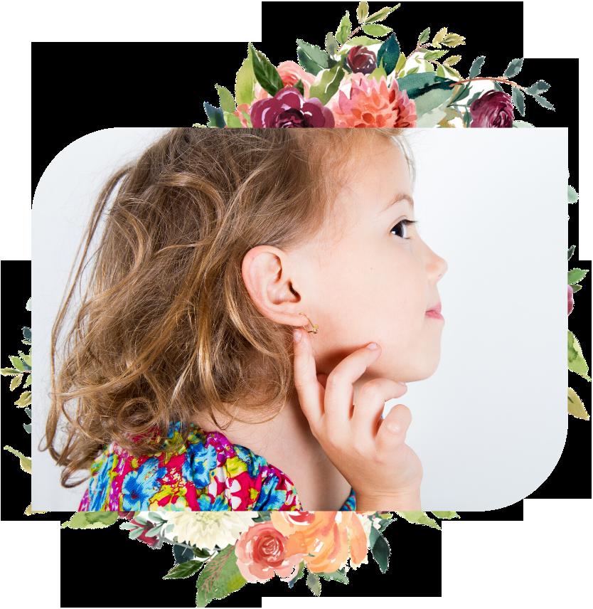Пробиване на уши
