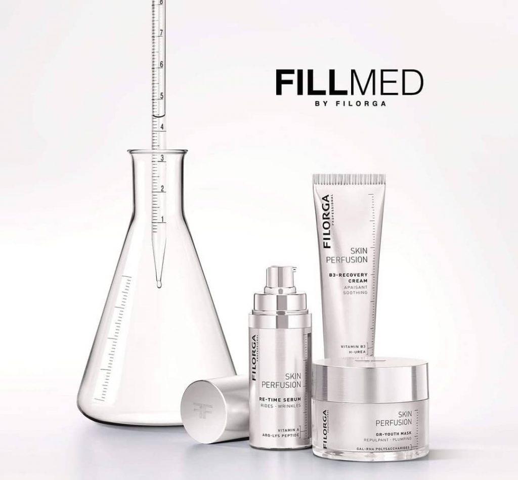 Представяне на процедури с Filorga и козметичната серия Skin Perfusion