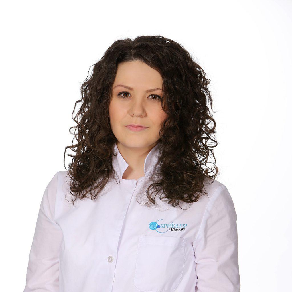 Камелия Иванова, козметолог