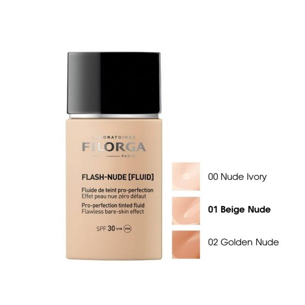 Filorga FLASH-NUDE FLUID 00 30мл