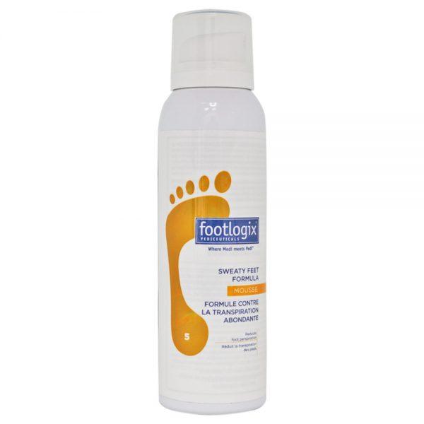 Footlogix Sweaty Feet Formula 125мл