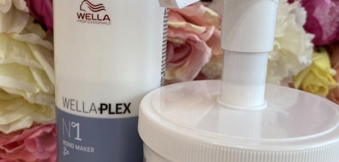 Промоция за коса през септември - WellaPlex